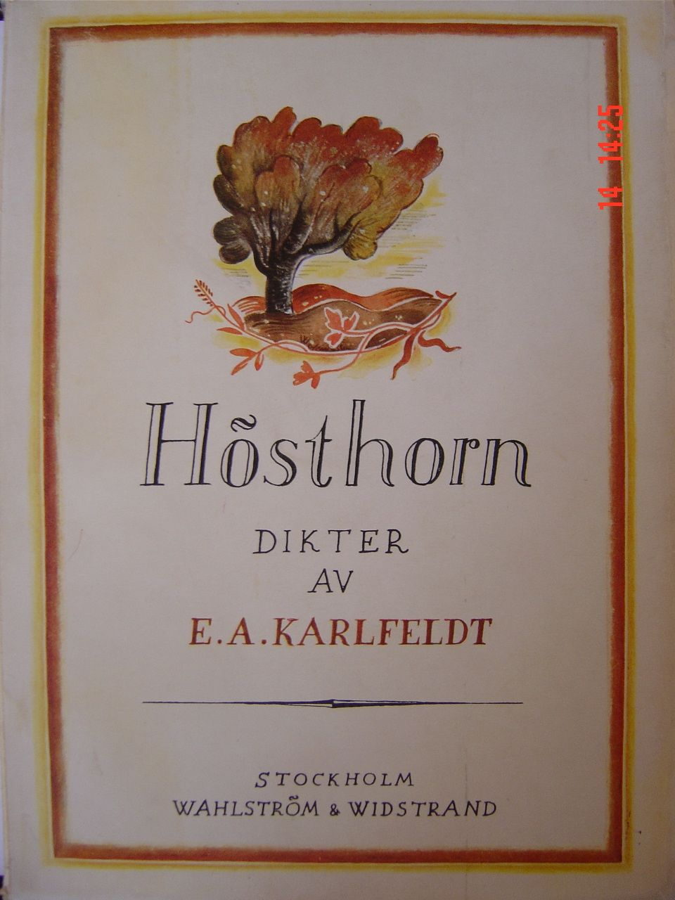 hsthorn odaterad
